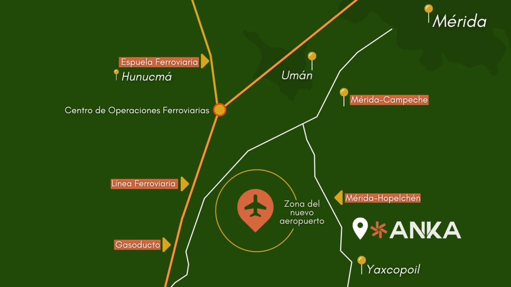 Nuevo aeropuerto de Mérida